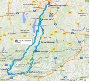 Tour-Fernpass